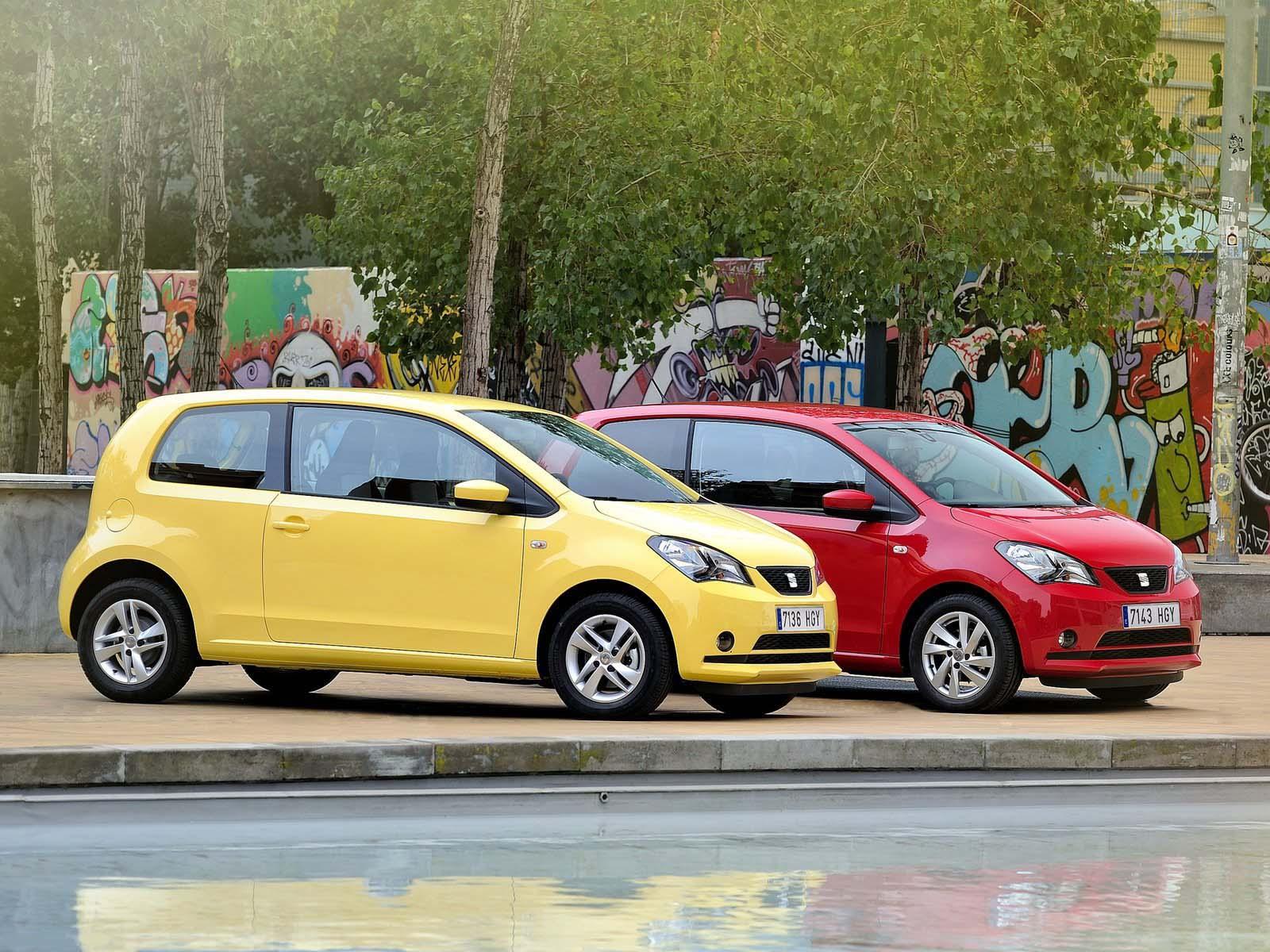 sport cars  seat mii nice car 2013