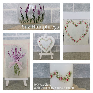 Workshop Saturday 28th September 2019 - with Suz Humphreys