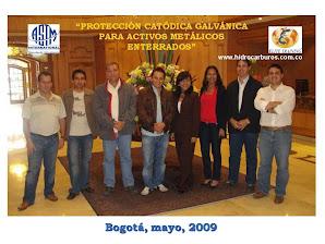 Bogotá, mayo, 2009