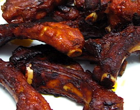 Anyone Who Knows Me Also Knows That I Absolutely Love Pork Ribs Bbq D Smoked Braised Grilled Baked Or Broiled Just Bring Em On