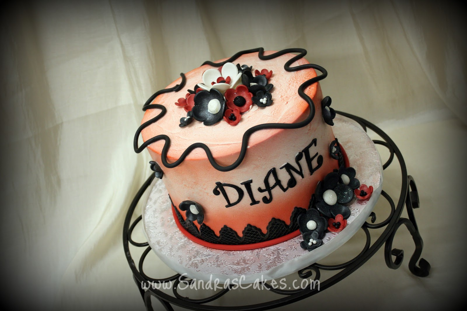 Birthday Cake Images For Diane : GROWN UP CAKES