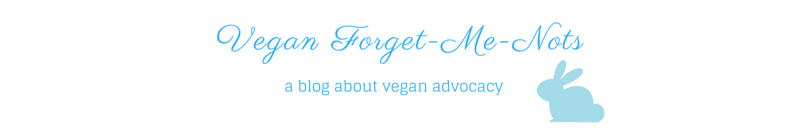 Vegan Forget-Me-Nots