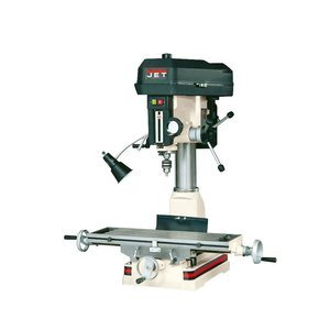 JET 350017 JMD-15 Milling Drilling Machine Specs and Review