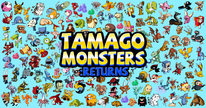 TAMAGO Monsters Returns Gameplay