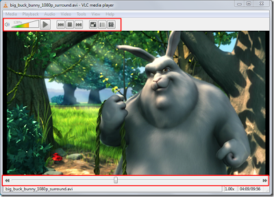 Customize Interface , VLC features, vlc player, vlc usage, vlc modifications,
