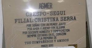 Somos parte de Agmer Crespo-Seguí