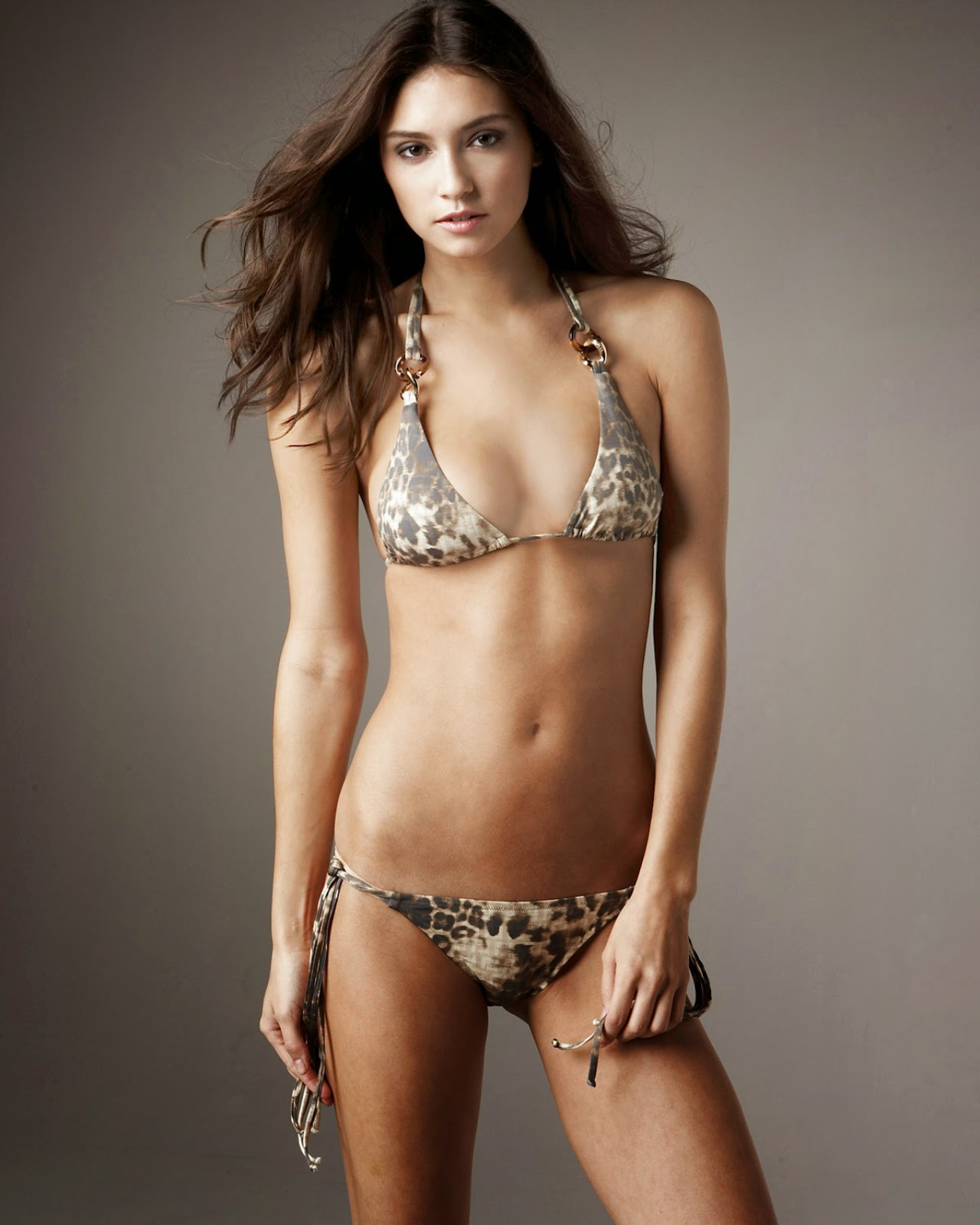 sexy bikini models thin