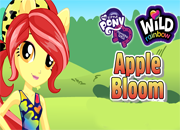 Apple Bloom Wild Rainbow