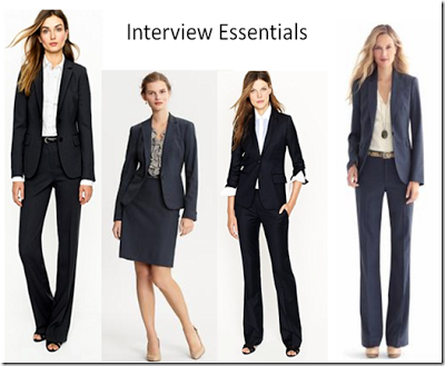 Rules of Dressing for an Interview