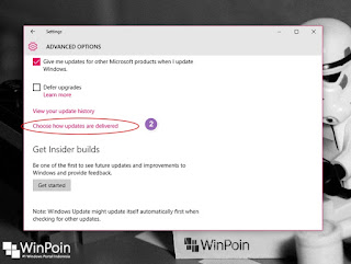 mematikan peer to peer di windows 10