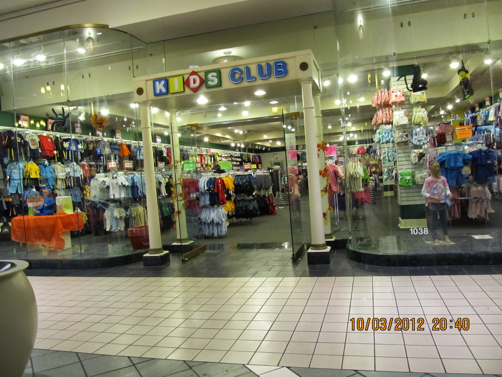 Trip To The Mall Spring Hill Mall West Dundee IL