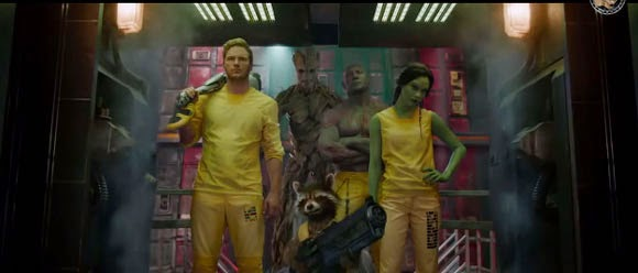 Guardians of the Galaxy: Trailer 2