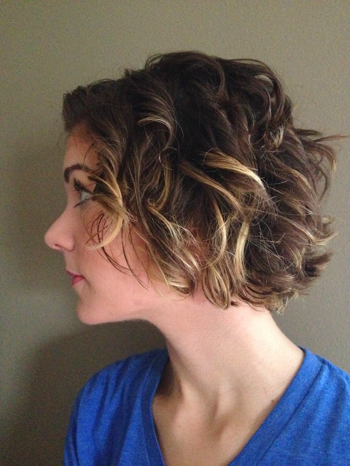 Back > Gallery For > Balayage Short Hair