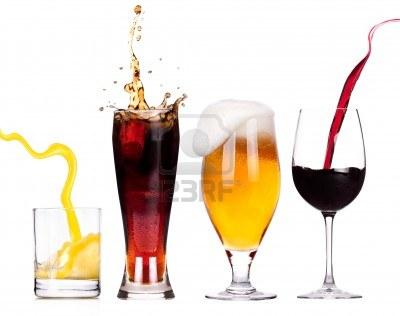 El alcoholismo la conversación con los colegiales
