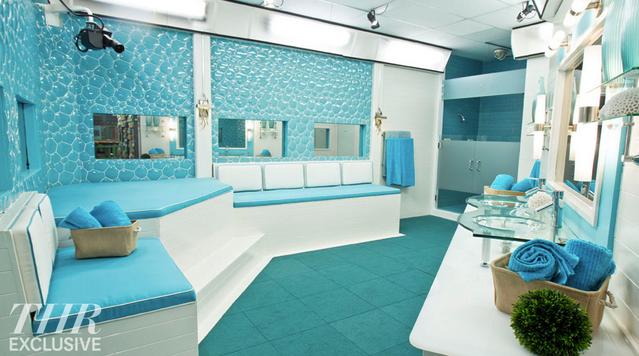 Big Brother 16 Bathroom 2014