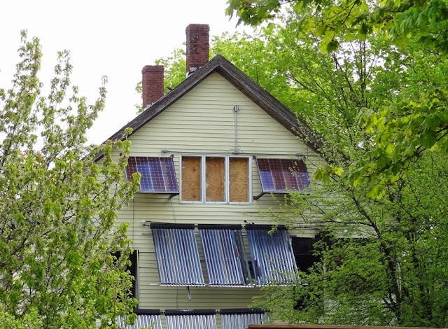 Solar Energy,house,Bangor,Maine,Green Energy