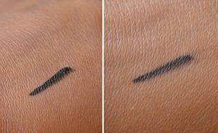 elf waterproof eyeliner pen black reviews eotds swatches