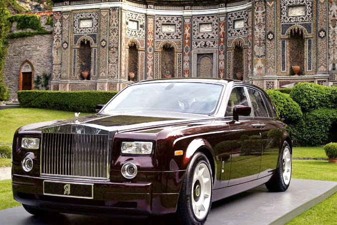 Ultimate Rolls Royce with 9.0 liter V16 engine