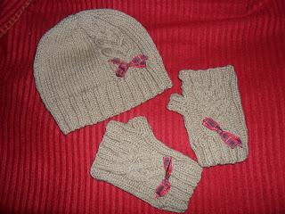 Woolly Hat Knitting Pattern