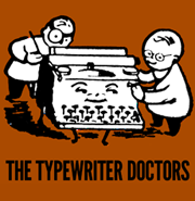 weird typewriter doctors
