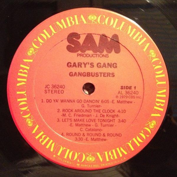 Garys Gang Rock Around The Clock Spirits