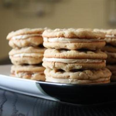 RECIPES BEST!: Oatmeal Peanut Butter Cookies III