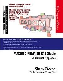 vinboisoft blog maxon cinema 4d r14 studio a tutorial approach. Black Bedroom Furniture Sets. Home Design Ideas