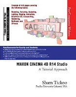 MAXON CINEMA 4D R14 Studio: A Tutorial Approach