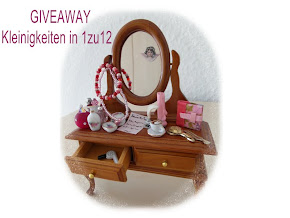 Mein erstes Giveaway