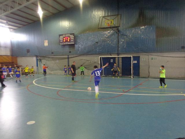 "Torneo de Futsal Infantil ""Jano Nain"""