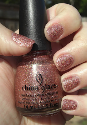 China Glaze Fireside Glow