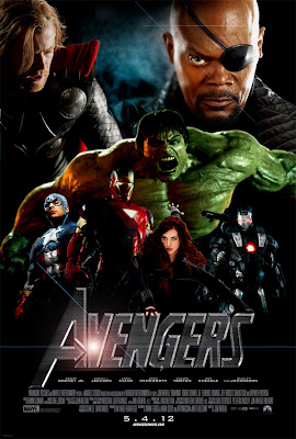 The Avengers (2012) 720p HD TS 900MB
