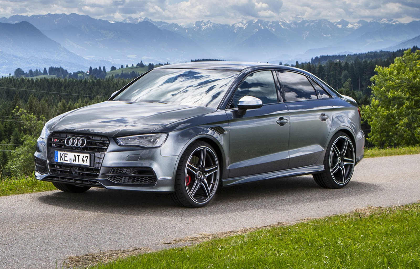 Abt Gives Audi S3 Sedan More Power Than Rs3 Carscoops