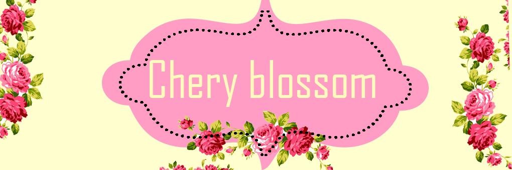 !Cherry blossom!