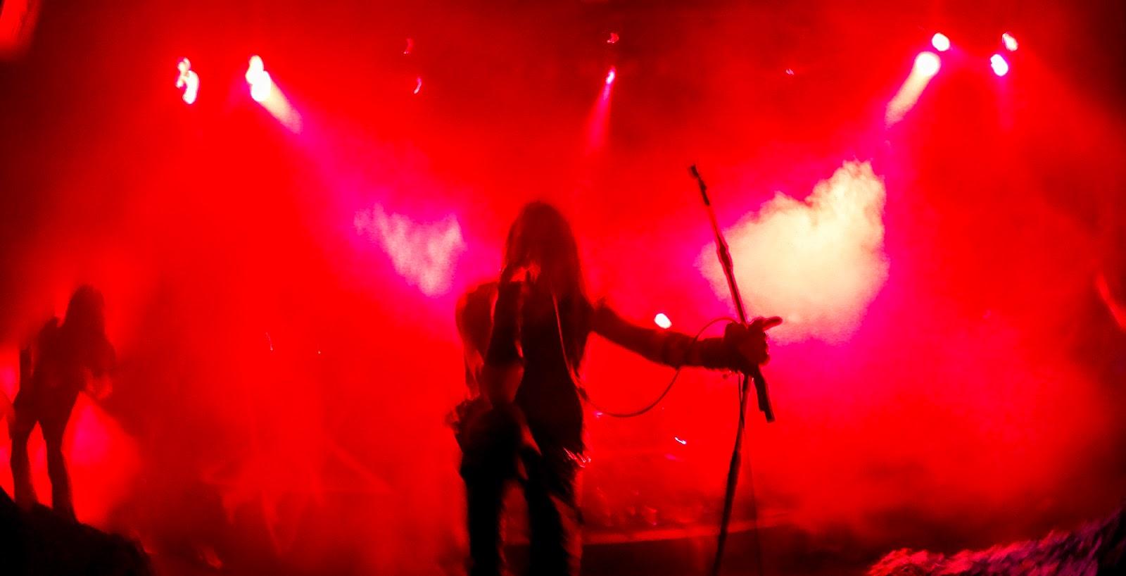 Marduk - Hatefest Essen 2015