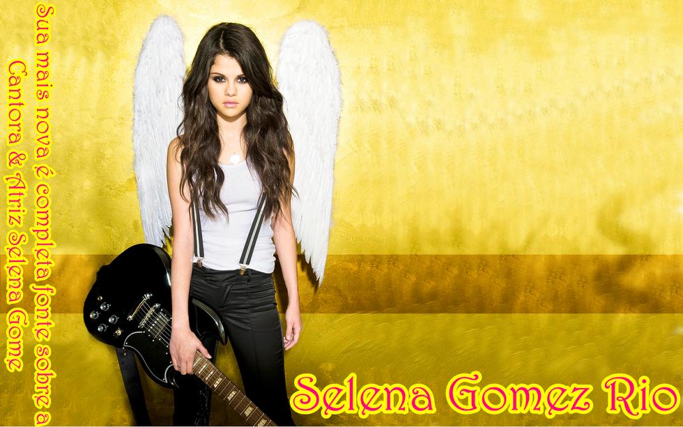 Selena Gomez Rio