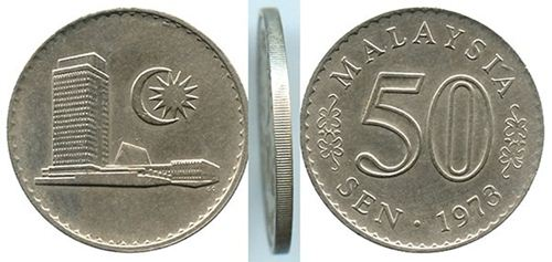 50 Cents 1973