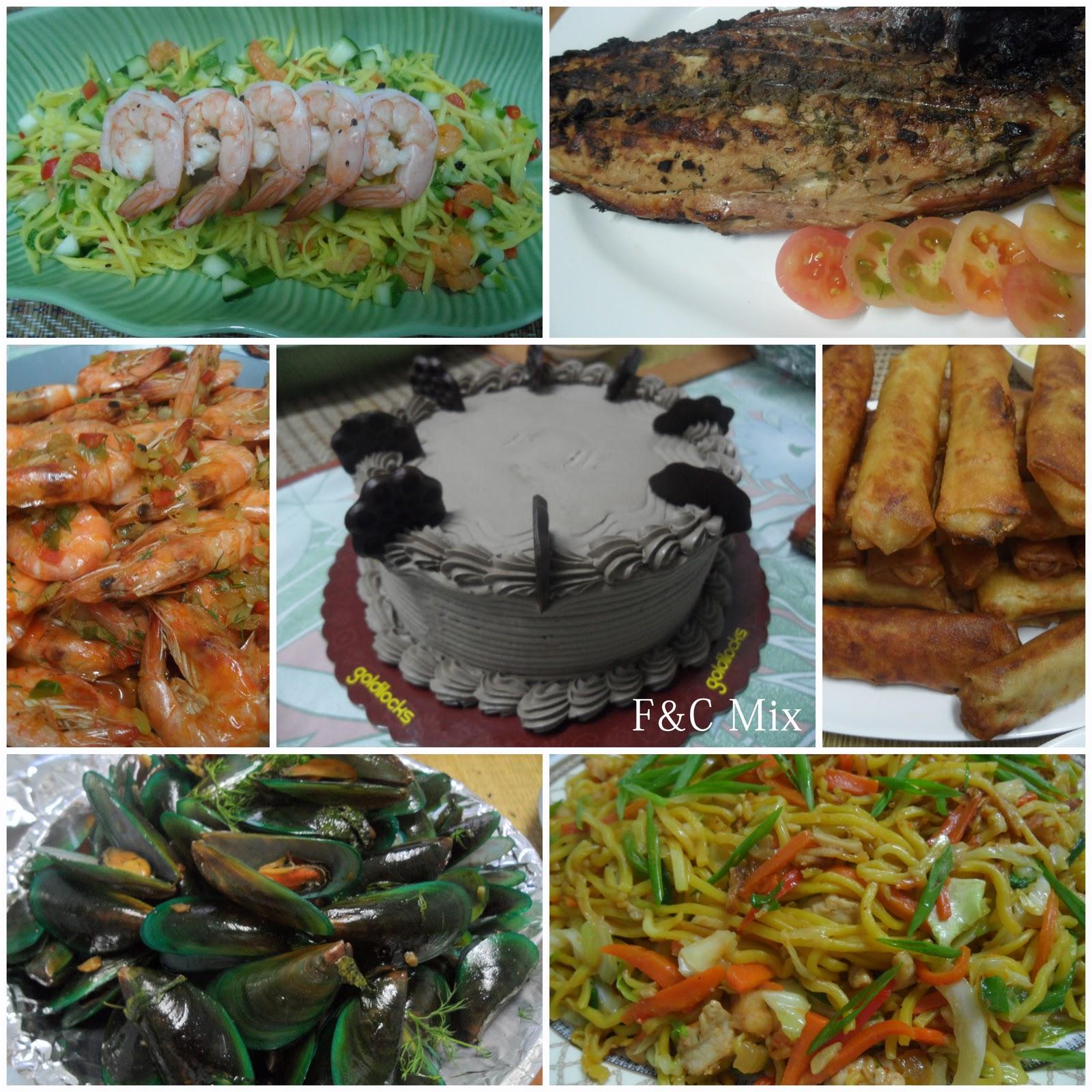 Food And Culture Mix: Birthday Celebration: Filipino Way