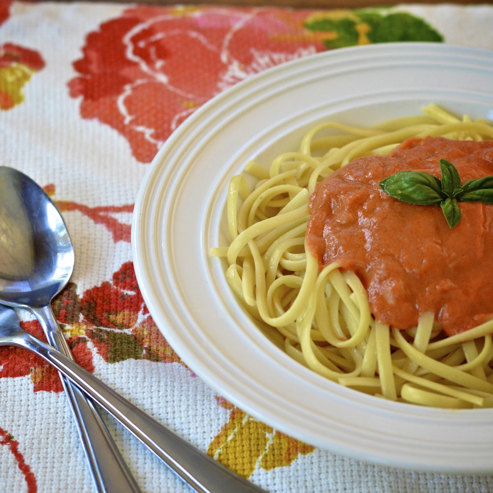 tomato goat cheese pasta sauce recipe