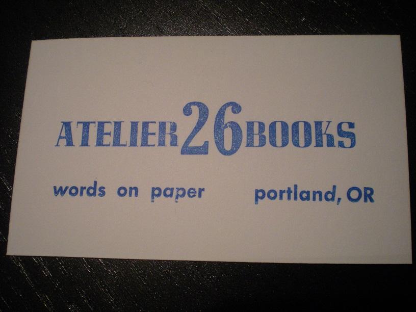 Dispatches from m allen cunningham letterpress business cards letterpress business cards reheart Gallery