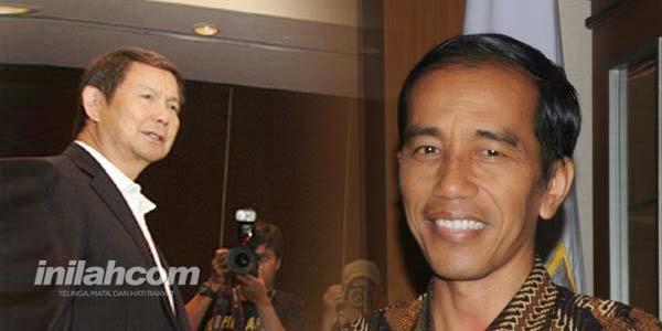 Jokowi Vs Hashim Djojohadikusumo