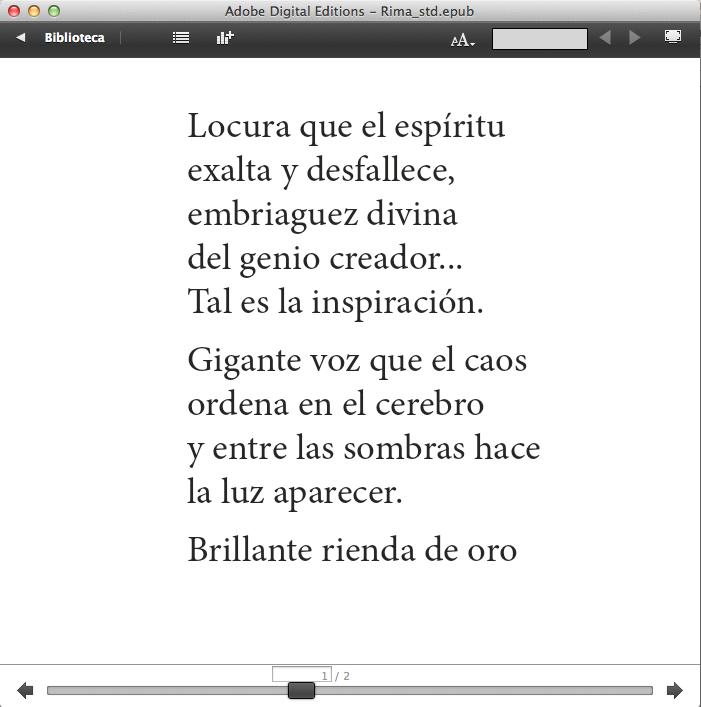 Publicar En Digital Maquetando Poesia En Epub 2 Particion De - Espacio-en-blanco-html