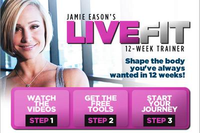 Jamie Eason's 12-Week LiveFit Challenge