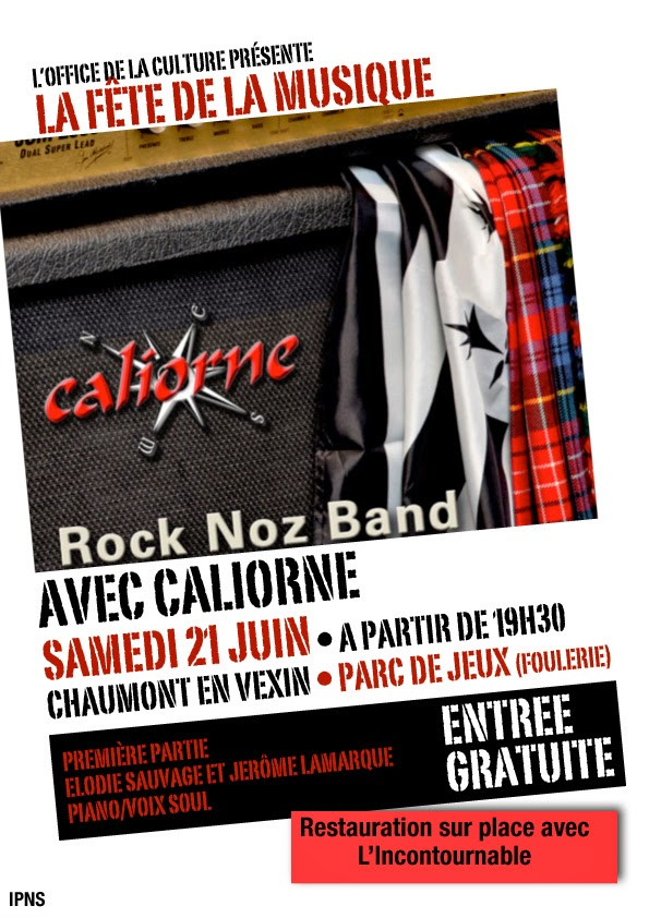 Caliorne - Chaumont en Vexin