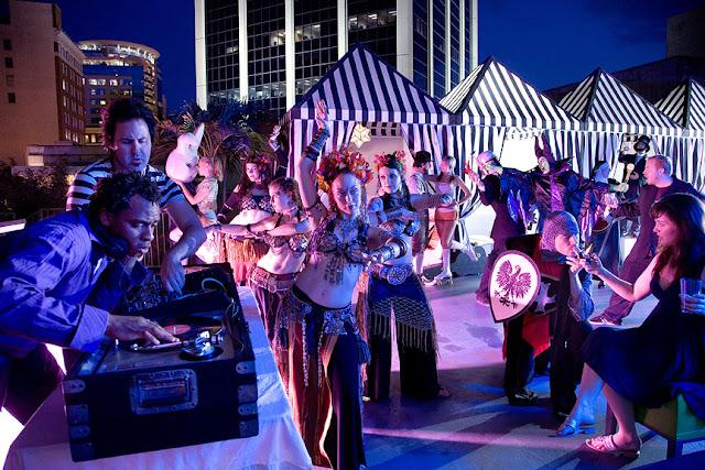 Bar Balada Sky 60 Sixty em Orlando