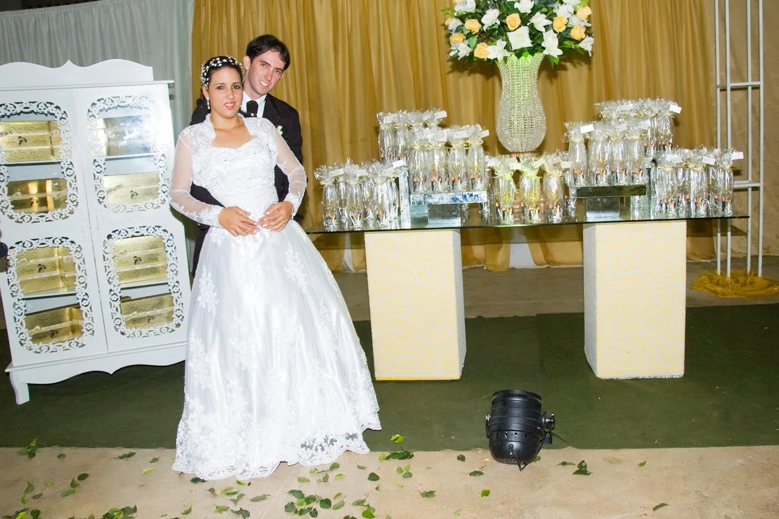 Casamento de Gessyka e Johnny