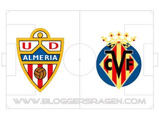 Prediksi Pertandingan Villarreal vs Almeria
