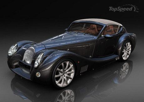 new car cost | new car | new car design: morgan car price