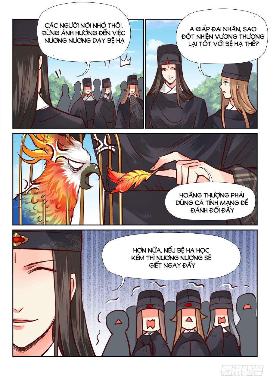 Luôn Có Yêu Quái Chap 98 Upload bởi Truyentranhmoi.net