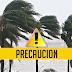 PRECAUCION. Condiciones ventosas (Sab 1/11 - Dom 2/11)